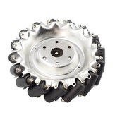 MOEBIUS 152.5mm 6 Inch Mecanum Wheel for Robomaster Robot Omnidirectional Wheel