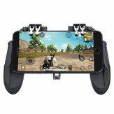 H9 Gamepad Game Controller Fire Stick voor PUBG Mobile Games met koeler Koelventilator Trigger Shooter Joystick
