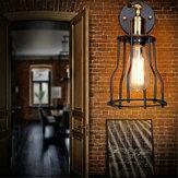 E27 Applique da parete vintage Home Bar Sconce lampada Decorazione per apparecchio a corridoio AC85-265V
