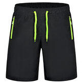 Athletic Outdooors Sports Secado Rápido Hombres transpirables Casual Soft Playa Pantalones cortos