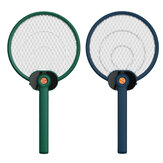Bakeey Fly Swatter Portable Foldable Electric Mosquito Killing Racket With UV Lamp Fly Swatter Mosquito Repellent Killer Bug Zapper Insect Trap