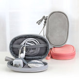 Digital Electronic Accessories Mini Earphone Storage Bags
