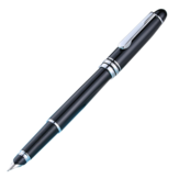 Hero 77 Luxurious Business Fountain Pen 0.5mm Nib Metal Writing Pen Signing Pen Office School Stationery Supplies Gift for Friends Families