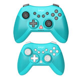 2 uds iPega Gamepad para Switch Pro consola de juegos inalámbrica Bluetooth Gamepad con controlador de juego Turbo para PC Android