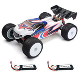 LC Racing EMB-TG 1/14 2.4G 4WD Brushless High Speed Two/Three battery RC Car Vehicle Models RTR