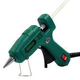 LAOA 25W/60W/100W/150W Professional Hot Melt Glue Gun Repair Tools for Metal Wood Working Stick Paper Hairpin PU Flower