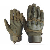 Touch Screen Full Finger Guanti Motorcycle Military Tactical Softair Soft Knuckle Outdoor