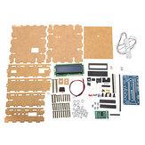 Bricolage 3kg Electronique Scales Support Kit 3kg Capteur Pesant Acrylique Shell