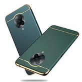 Bakeey ultradunne 3 in 1 luxe plating pc harde achterkant beschermhoes voor xiaomi poco F2 pro / Redmi K30 pro niet-origineel