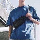 Tajezzo Многофункциональный Повседневный Водонепроницаемы Талия Сумки Модная сумка для путешествий Crossbody Сумки Для мужчин и женщин На открыт