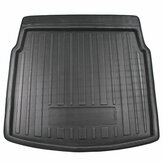 Boot Mat Rear Trunk Liner Cargo Floor Tray Carpet For Volkswagen Tiguan 2017-19