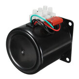 60KTYZ 220V Electric Synchronous Motor 30/50/80/100rpm 14W Permanent Magnet Motor