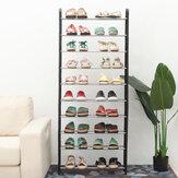 Çok katmanlı Ayakkabı Rafı Ev Yurt için Taşınabilir Yerden Tasarruf Sağlayan Stand Holder Ayakkabı Rafı Düzenleyici Ayakkabı Dolabı