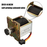 MACRO Copper DC 3V Gas Water Heater Solenoid Valve Self Priming Valve Water Heater Accessories