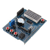 Multi-Function Shield ProtoShield Multi-functional Expansion Board Sensor Shield Module Geekcreit for Arduino - products that work with official Arduino boards