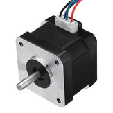 Machifit 42BYGH34-1304B 42 Stepper Motor Dual Shaft Nema17 Stepper Motor for CNC Tools
