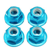 WLtoys K949 1/10 RC Car Nut M4 4pcs Upgrade Parts