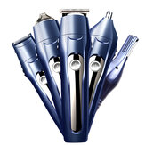 12 in 1 Multifunctionele Tondeuse Scheermes Body Hair Cutter Carving Elektrische Trimmer Met 4 Stuks Beperkende Kammen Basis