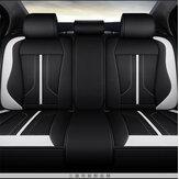 4 Pcs de Fibra De Poliéster 6D Carro Full Surround Assento Capa de Almofada Protector Set Universal para 5 Assentos carro