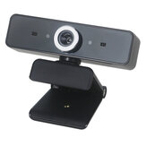 Avanc HD Webcam 720P USB com microfone para laptop PC