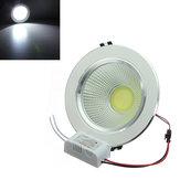12w Maiskolben LED Decke unten leichtes Silber schälen 85-265v Riemenantrieb
