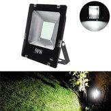 50W SMD5630 LED Luz de inundação de alumínio ao ar livre IP66 Waterproof Yard Garden Landscape Lamp AC180-265V