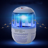 Eléctrico 6 LED USB Mosquito Insect Killer Lámpara Fly Bug Zapper Trap Catcher UV Luz