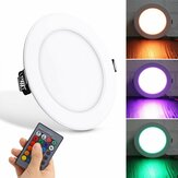 5W RGB Downlight KTV Colorful Light 16 Color Changing Light Living Room Downlight Spotlight Remote Control