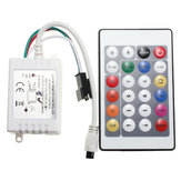 24key Infrared Controller for WS2812 LED Strip 24 Keys IR Remote Controller