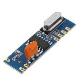3db SRX882 433MHz Superheterodyne vevő modul kártya ASK adó modulhoz