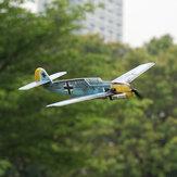 Mínimo RC BF109 Envergadura de 360 mm 4CH Entrenador RC de ala fija KIT de avión con motor al aire libre Juguetes para niños Regalos para niños