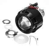 2,5-calowy silnik samochodowy Bi-xenon HID Projektor Kąt oka Halo Lens Reflektor H1 H4 H7