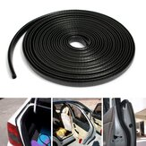 4M U Shape Edge Trim Rubber Seal Protector Guard Strip Voor Auto's Metalen Kanten Boot