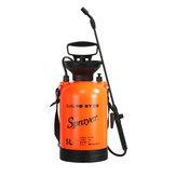 Pulverizador desinfectante 3L / 5L Bomba de presión manual Pulverizador de riego Riego de jardín Botella química