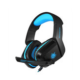 PHOINIKAS H-1 Gaming Headset 40MM Drive Unit Comfortable design Stereo sound 120° rotating microphone 3.5MM Audio Plug