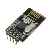 10Pcs NRF24L01+ SI24R1 2.4G Wireless Power Enhanced Communication Receiver Module