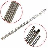 5pcs 304 inoxydable capillaire en acier tubulaire od 2mm x 1.6 mm id tube inox longueur 500mm