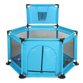 Baby Toddler Safety Play Fence Kids Playpen Ball Pool Child Activity Center Toddler Play Yard Folding Pool