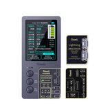 Qianli iCopy LCD Ferramenta Programador de Reparo de Cor Original para iPhone XR XSMAX XS 8P 8 7P 7 Reparo fotossensível por toque de vibração