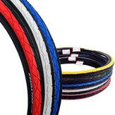 Kenda горных велосипедов цветные шины 26 х 1.5-дюймовый лысую резину