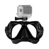 Camera Mount Diving Máscara Oceanic Scuba Snorkel Óculos de natação Óculos For GoPro Action Camera