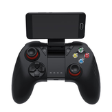 Shinecon SC-B04 bluetooth 2.4G Wireless Gamepad Game Controller with Vibration Mobile Phone Clip