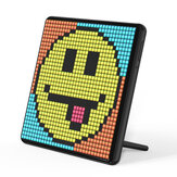 Divoom Pixoo Max Digital bluetooth Photo Frame with 32*32 Pixel Art Programmable LED Display Board Gift