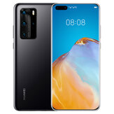 HUAWEI P40 Pro Global Version 6.58 inch 50MP Quad-achteruitrijcamera 8GB 256GB WiFi 6 NFC Kirin 990 5G Octa Core-smartphone