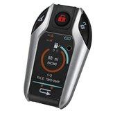 5 M Automático Sensor Em Dois Sentidos Da Motocicleta PKE Sistema de Alarme Auto Bloqueio de Desbloqueio remoto