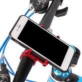 Mijia metal clipe ajustável bicicleta suporte de guiador da bicicleta para xiaomi Nubia telefone móvel