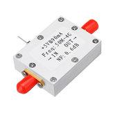 RFアンプローノイズアンプハムラジオモジュールLNA 50M-4GHz NF = 0.6dB RF FM HF VHF / UHFハムラジオ-110dBm