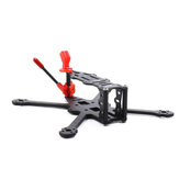 GEPRC GEP-PTHD PHANTOM HD Stuzzicadenti 125mm 2.5 Pollici Kit telaio 16 * 16mm / 25.5 * 25.5mm per RC FPV Racing Drone