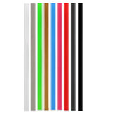3''x72'' 183x8 cm Car Truck SUV Racing Stripe Vinyl Pin stripes Decals