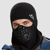 Uomo Plus Spessore Tenere al caldo Equitazione Antivento per esterno Antiappannamento Collo Protezione Foulard traspirante Maschera